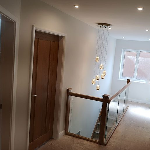 DJE Developments - Bespoke Staircase Birmingham